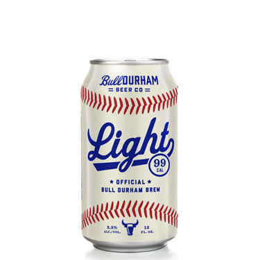Bull Durham Beer Light